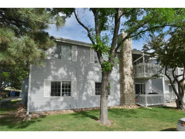 13507 E Asbury Drive #103, Aurora, CO 80014 (MLS #2366302) :: 8z Real Estate