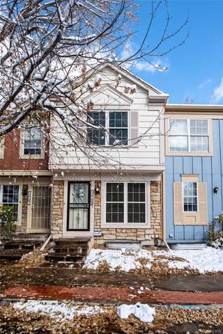 2921 W 81st Avenue C, Westminster, CO 80031 (MLS #2366654) :: 8z Real Estate