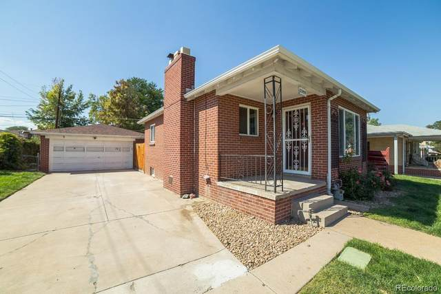 2569 S Utica Street, Denver, CO 80219 (MLS #2366735) :: Kittle Real Estate