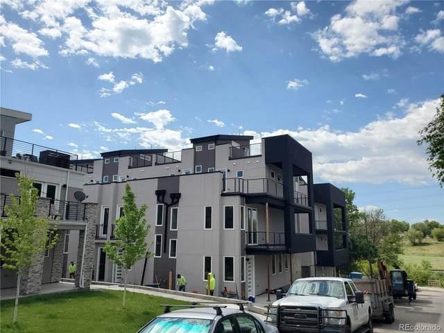1272 N Yates Street #4, Denver, CO 80204 (MLS #2366999) :: 8z Real Estate