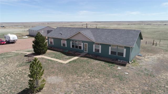 44800 E Geddes Avenue, Bennett, CO 80102 (#2368015) :: Compass Colorado Realty