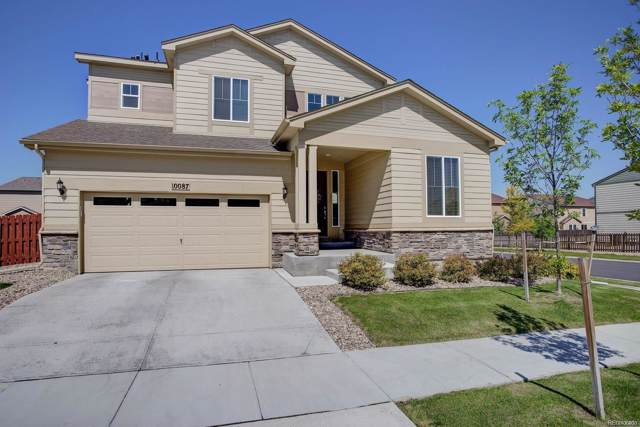 10087 Granby Street, Commerce City, CO 80022 (#2368371) :: Bring Home Denver with Keller Williams Downtown Realty LLC