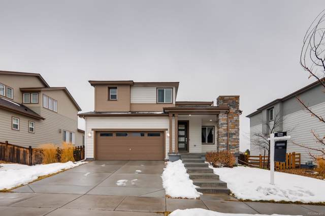 17276 E 108th Place, Commerce City, CO 80022 (#2368572) :: The HomeSmiths Team - Keller Williams