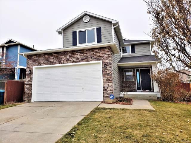 4121 S Shawnee Street, Aurora, CO 80018 (MLS #2368700) :: Bliss Realty Group