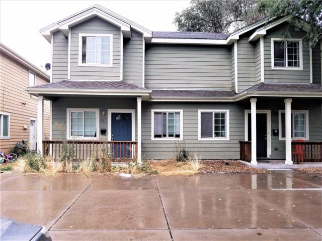 961 Osceola Street, Denver, CO 80204 (#2368859) :: Bring Home Denver