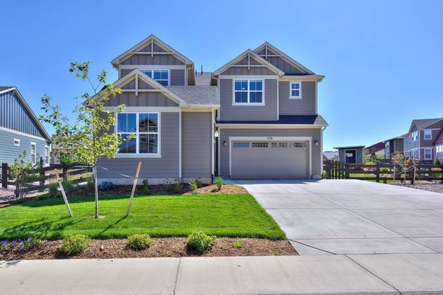 634 Stage Station Way, Lafayette, CO 80026 (#2369161) :: The DeGrood Team
