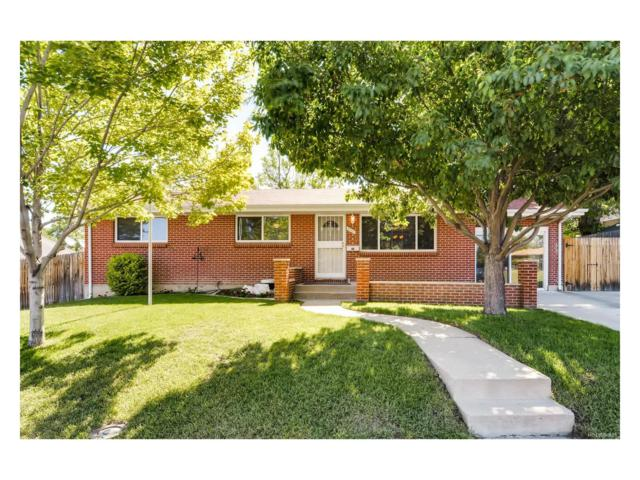 5446 S Lakeview Street, Littleton, CO 80120 (#2369238) :: The Peak Properties Group