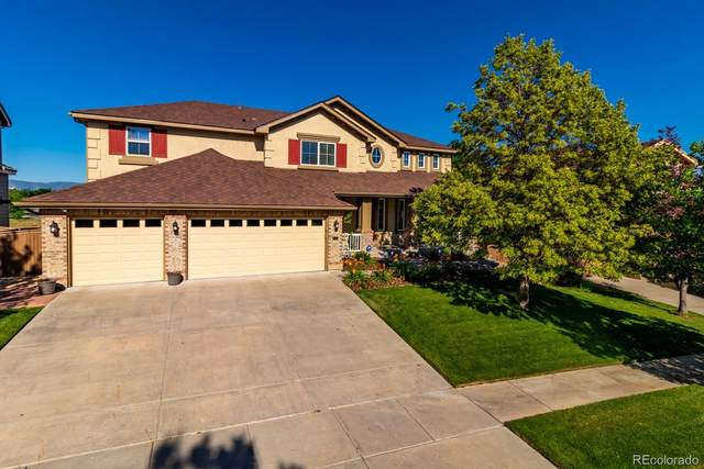 714 Ridgemont Circle, Highlands Ranch, CO 80126 (#2369708) :: Keller Williams Action Realty LLC