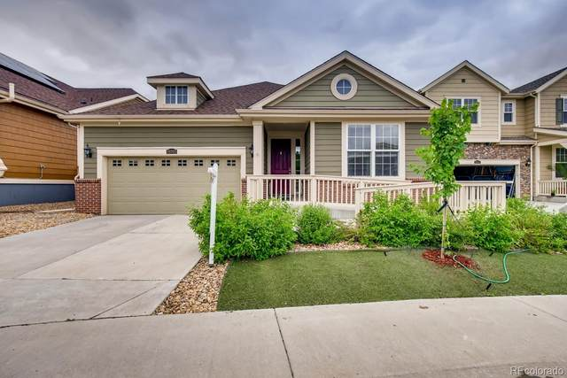 19703 W 58th Place, Golden, CO 80403 (#2369841) :: Finch & Gable Real Estate Co.