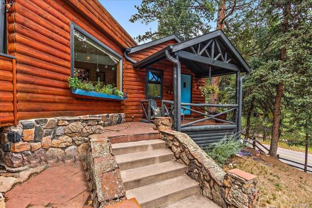 30264 Upper Bear Creek Road, Evergreen, CO 80439 (#2370420) :: HomePopper