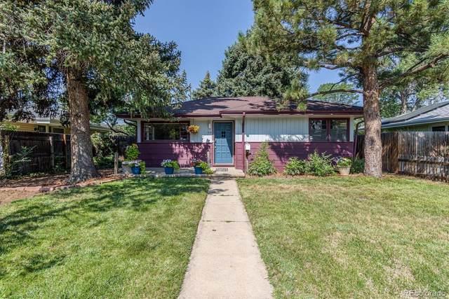 1215 Valentia Street, Denver, CO 80220 (#2370767) :: The Dixon Group