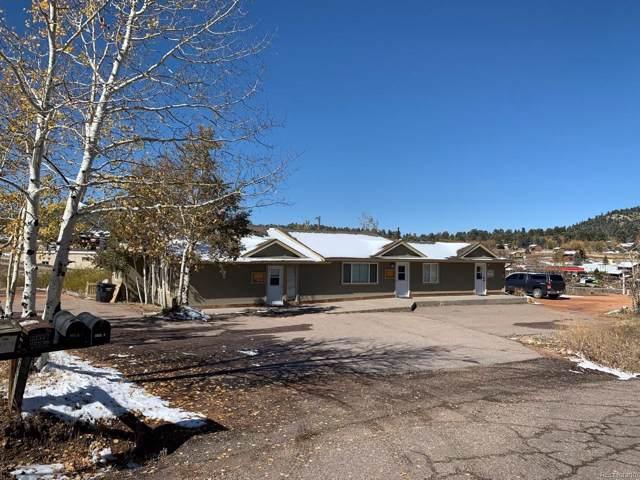 9767 Rhodus Street, Conifer, CO 80433 (MLS #2371635) :: Colorado Real Estate : The Space Agency