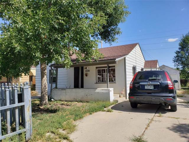1038 S Raleigh Street, Denver, CO 80219 (#2371725) :: Mile High Luxury Real Estate