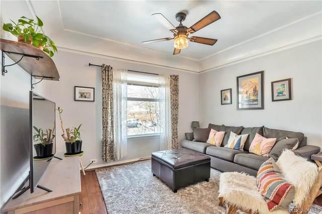 906 E 5th Avenue, Denver, CO 80218 (#2372116) :: Wisdom Real Estate