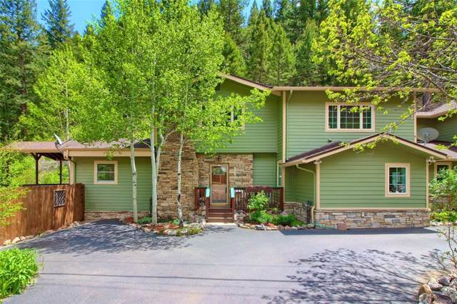 10710 S Deer Creek Road, Littleton, CO 80127 (#2372459) :: The Galo Garrido Group