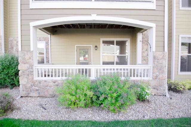 6009 Castlegate Drive C16, Castle Rock, CO 80108 (#2372467) :: The Peak Properties Group