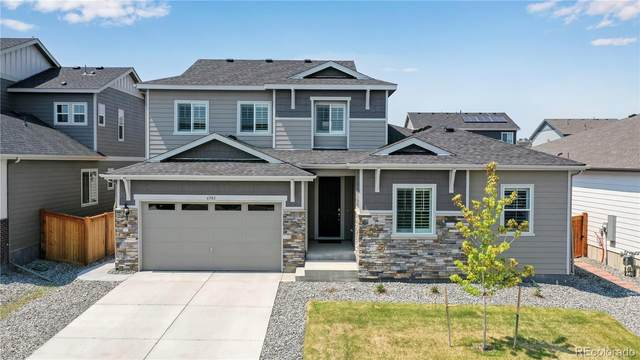 6583 Merrimack Drive, Castle Pines, CO 80108 (#2372745) :: Venterra Real Estate LLC