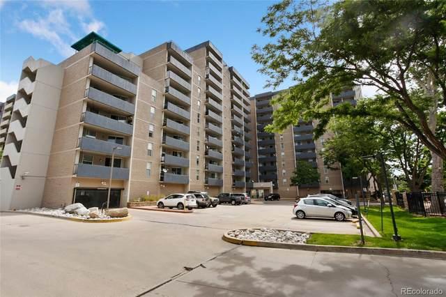 601 W 11th Avenue #1005, Denver, CO 80204 (MLS #2372760) :: 8z Real Estate