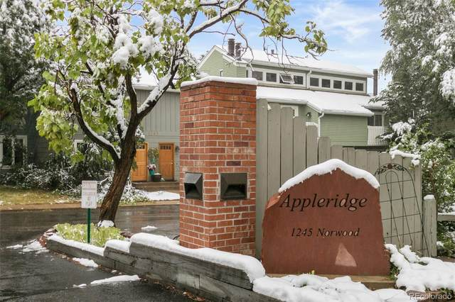 1245 Norwood Avenue #41, Boulder, CO 80304 (#2373125) :: Chateaux Realty Group