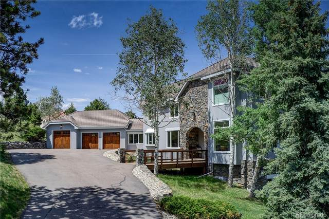 22897 Solitude Lane, Golden, CO 80401 (MLS #2373506) :: 8z Real Estate