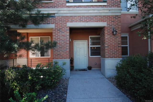 4100 Albion Street #314, Denver, CO 80216 (#2374522) :: The Dixon Group