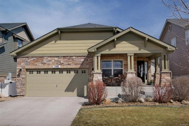 208 Olympia Avenue, Longmont, CO 80504 (#2374577) :: Compass Colorado Realty