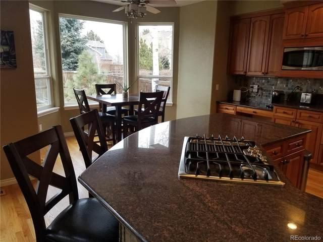 14771 E Lake Place, Centennial, CO 80016 (MLS #2374716) :: 8z Real Estate