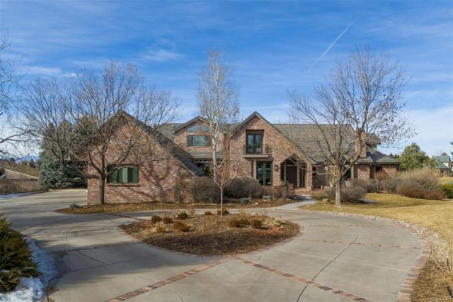 85 Glenmoor Place, Cherry Hills Village, CO 80113 (#2375104) :: The City and Mountains Group