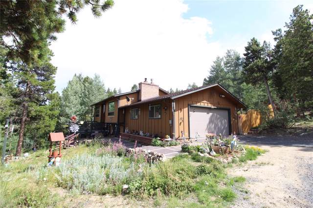 574 Chalet Drive, Black Hawk, CO 80422 (MLS #2375163) :: 8z Real Estate
