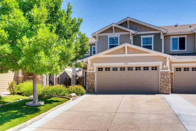 5773 Raleigh Circle, Castle Rock, CO 80104 (#2375382) :: Bring Home Denver