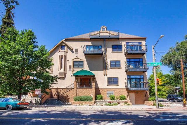 3299 Lowell Boulevard #102, Denver, CO 80211 (#2375592) :: The Heyl Group at Keller Williams