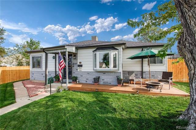 1350 W Ada Place, Denver, CO 80223 (#2375836) :: The Brokerage Group