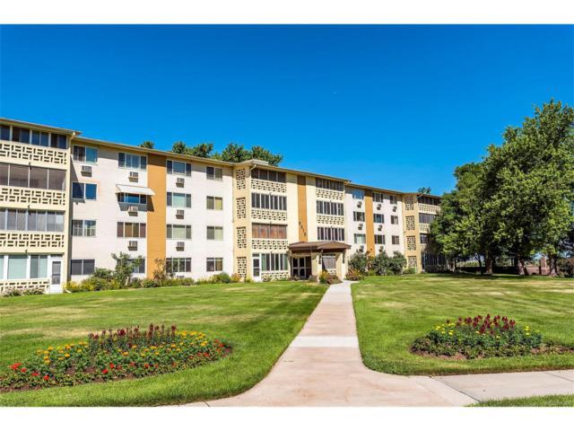9315 E Center Avenue 3B, Denver, CO 80247 (MLS #2375926) :: 8z Real Estate