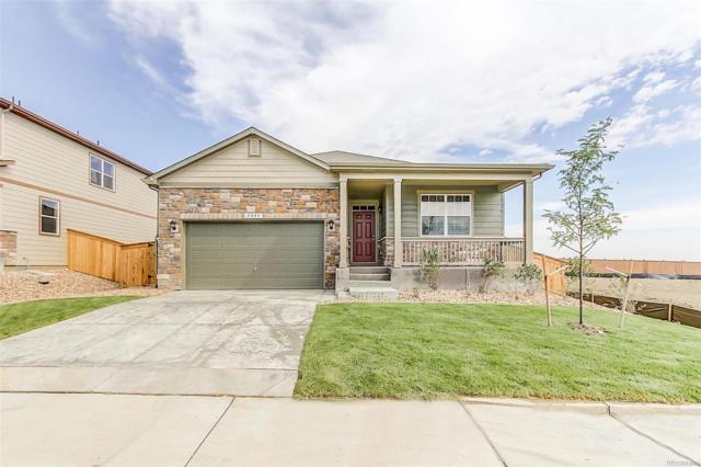 8021 E 139th Avenue, Thornton, CO 80602 (#2376709) :: The Peak Properties Group