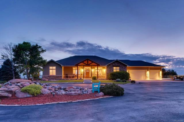 37285 County Road 27, Eaton, CO 80615 (MLS #2376729) :: 8z Real Estate