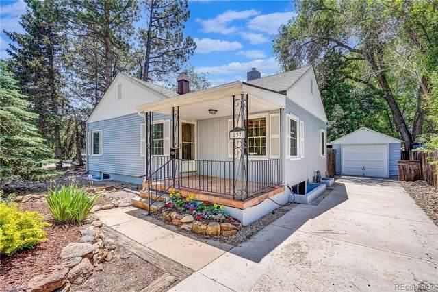 837 E Buena Ventura Street, Colorado Springs, CO 80907 (#2377292) :: Venterra Real Estate LLC