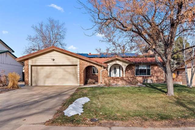11773 E Jewell Place, Aurora, CO 80012 (#2377319) :: HomeSmart Realty Group