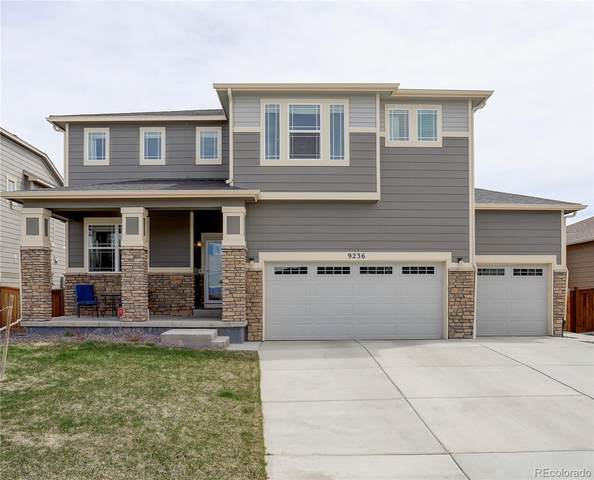 9236 Quintero Street, Commerce City, CO 80022 (#2377322) :: The Harling Team @ HomeSmart