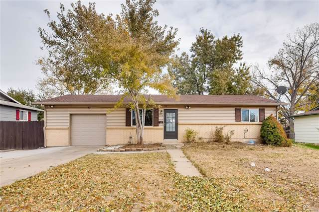 7570 Yates Street, Westminster, CO 80030 (#2377345) :: The Heyl Group at Keller Williams