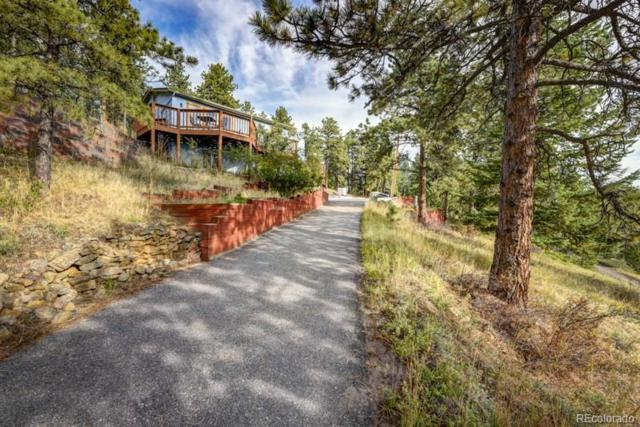 11773 Hillcrest Road, Golden, CO 80403 (#2377418) :: The Galo Garrido Group