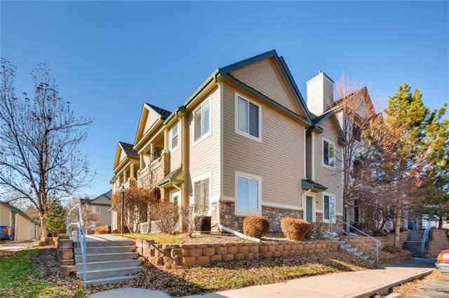 9611 W Coco Circle #206, Littleton, CO 80128 (MLS #2377421) :: 8z Real Estate