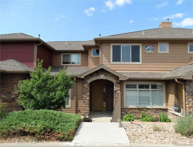8645 Gold Peak Place E, Highlands Ranch, CO 80130 (#2377725) :: James Crocker Team