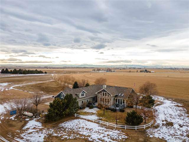 35520 County Road 43, Eaton, CO 80615 (MLS #2377855) :: 8z Real Estate