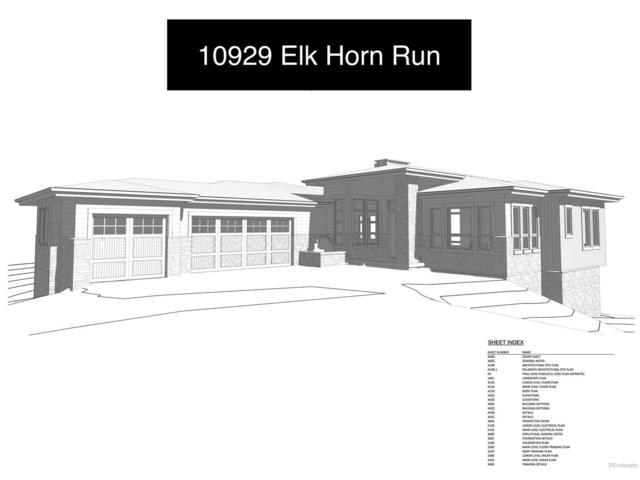 10929 Elk Horn Run, Littleton, CO 80125 (#2378202) :: The Sold By Simmons Team
