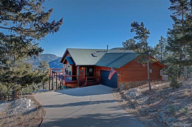 27 Swift Fox Trail, Evergreen, CO 80439 (MLS #2378858) :: 8z Real Estate