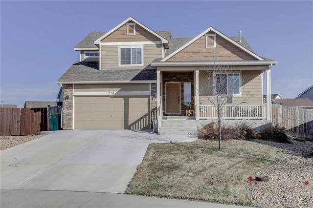 274 W Forest Court, Milliken, CO 80543 (#2379095) :: The Brokerage Group