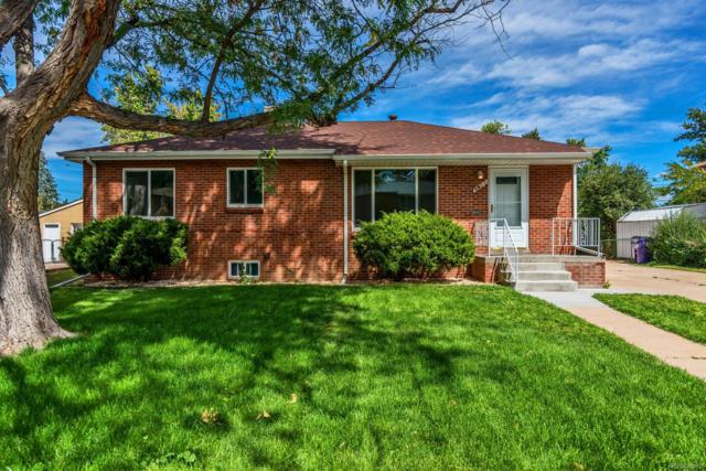 2188 S Xavier Street, Denver, CO 80219 (#2379284) :: The City and Mountains Group