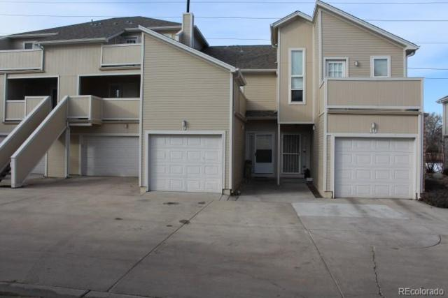 5081 Garrison Street #9, Wheat Ridge, CO 80033 (#2379342) :: House Hunters Colorado