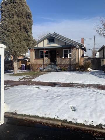 1458 Raleigh Street, Denver, CO 80204 (#2379594) :: The HomeSmiths Team - Keller Williams