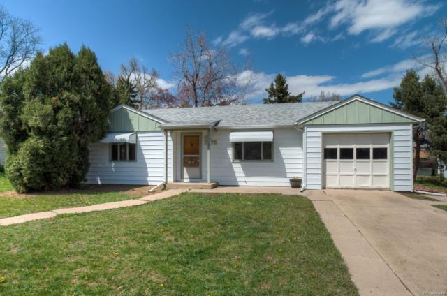7175 W 24th Place, Lakewood, CO 80214 (#2379626) :: The Pete Cook Home Group